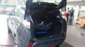 Tata Nexon Sundown Grey boot
