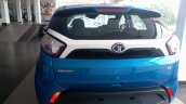Tata Nexon spotted at dealership in base XE trim rear