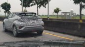 Thai-spec Toyota C-HR rear three quarters spy shot