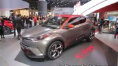 Toyota C-HR Hy-Power Concept front three quarters at IAA 2017