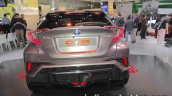 Toyota C-HR Hy-Power Concept rear at IAA 2017
