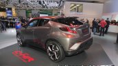 Toyota C-HR Hy-Power Concept rear three quarter view at IAA 2017