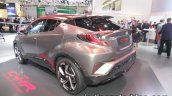 Toyota C-HR Hy-Power Concept rear three quarters at IAA 2017