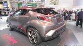 Toyota C-HR Hy-Power Concept rear three quarters at IAA 2017