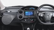 Toyota Etios Cross X-Edition dashboard
