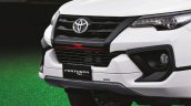Toyota Fortuner TRD Sportivo front fascia
