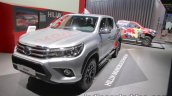 Toyota Hilux Invincible 50 front three quarters right at IAA 2017