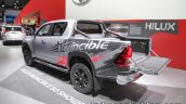 Toyota Hilux Invincible 50 rear three quarters at IAA 2017