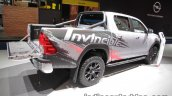 Toyota Hilux Invincible 50 rear three quarters right at IAA 2017