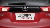 Toyota Innova Touring Sport rear fascia