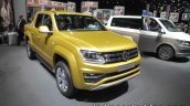 VW Amarok Aventura Exclusive at IAA 2017