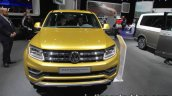 VW Amarok Aventura Exclusive front at IAA 2017