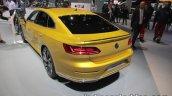 VW Arteon R-Line rear three quarters at IAA 2017