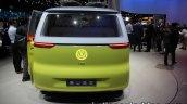 VW I.D Buzz concept rear showcased at the IAA 2017