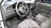 VW T-ROC dashboard at IAA 2017
