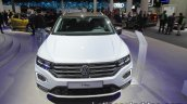 VW T-ROC front at IAA 2017