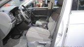 VW T-ROC interior at IAA 2017