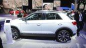 VW T-ROC side at IAA 2017