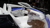Vision Mercedes-Maybach 6 Cabriolet cabin at the IAA 2017