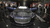 Vision Mercedes-Maybach 6 Cabriolet front at the IAA 2017