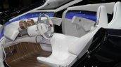 Vision Mercedes-Maybach 6 Cabriolet interior at the IAA 2017