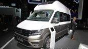Volkswagen California XXL Concept front three quarters right