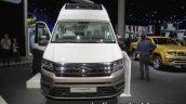 Volkswagen California XXL Concept front
