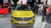 Volkswagen T-Roc R-Line front at IAA 2017