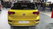 Volkswagen T-Roc R-Line rear at IAA 2017