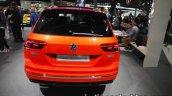 Volkswagen Tiguan Allspace R-Line rear at IAA 2017