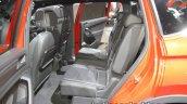 Volkswagen Tiguan Allspace R-Line rear seat at IAA 2017