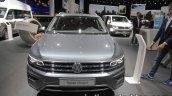 Volkswagen Tiguan Allspace front at IAA 2017