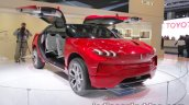 Wey XEV concept front three quarters left at IAA 2017