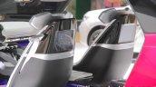 Wey XEV concept seat backs at IAA 2017