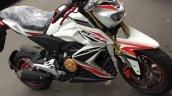 Yamaha clone MX-Slaz 125 front right quarter