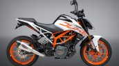 Yoshimura exhaust for 2017 KTM 390 Duke right side