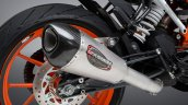 Yoshimura exhaust for 2017 KTM 390 Duke
