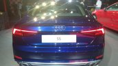 2017 Audi S5 Sportback blue rear