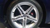 2017 Audi S5 Sportback blue wheel