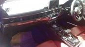 2017 Audi S5 Sportback dashboard left side view