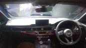 2017 Audi S5 Sportback dashboard