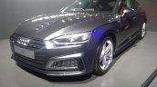 2017 Audi S5 Sportback front three quarters left side