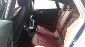 2017 Audi S5 Sportback rear seats