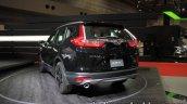 2017 Honda CR-V rear three quarters at 2017 Tokyo Motor Show