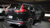 2017 Honda CR-V rear three quarters right side at 2017 Tokyo Motor Show
