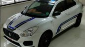 2017 Maruti Dzire custom front three quarters