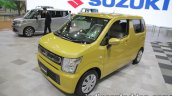 2017 Suzuki WagonR front three quarters left side at 2017 Tokyo Motor Show