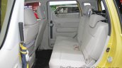2017 Suzuki WagonR rear seats at 2017 Tokyo Motor Show