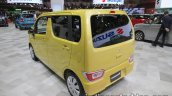 2017 Suzuki WagonR rear three quarters left side at 2017 Tokyo Motor Show