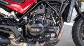 2018 Benelli Leoncino launched engine